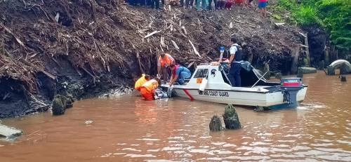 Sebelum Menghilang, Mayat Pria yang Ditemukan di Sungai Siak Ini Pamit Nonton Pacu Jalur