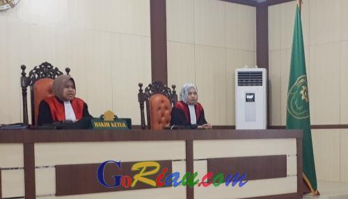 Aneh Mendadak Cuti, Sebelumnya Hakim Ketua Malah Mewanti-wanti Peserta Sidang Agar Tepat Waktu