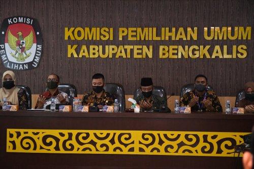 KPU Bengkalis Sosialisasi Tahapan Pemilihan Kepala Daerah