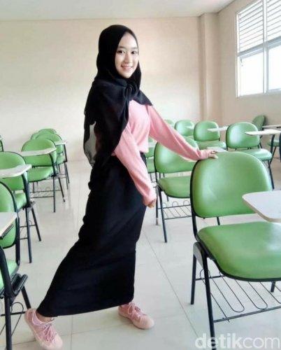 Mahasiswi Cantik Ini Sudah 4 Hari Hilang, Warga yang Melihat Diharap Melaporkan ke Polsek Terdekat