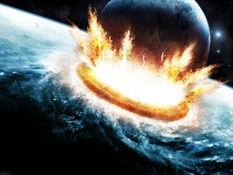 Sebuah Komet Akan Jatuh ke Bumi Tahun 2126 Nanti?