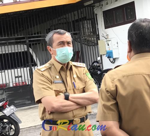 Gubernur Riau Berharap Tol Pekanbaru-Dumai Bisa Dioperasikan saat HUT Riau