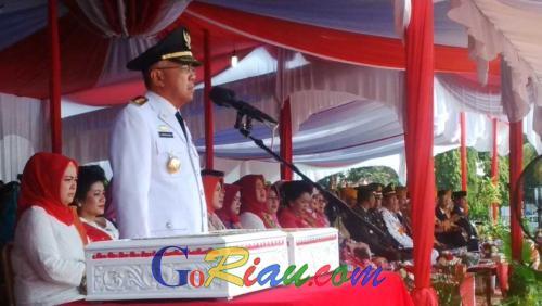 Melalui Riau Menyapa Dunia, Gubernur Riau Optimis Pariwisata Jadi Sektor Unggulan