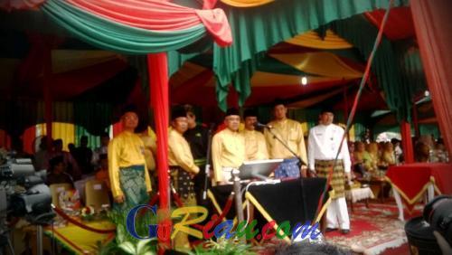 Gubernur Riau: Bumikan IT Tingkatkan Kinerja Pemerintahan Untuk Pelayanan Publik