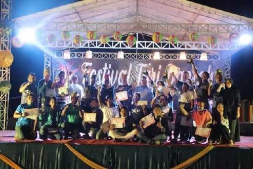 Festival Seni Tari se-Kabupaten Kampar Berakhir, Ini 4 Kecamatan Terbaik