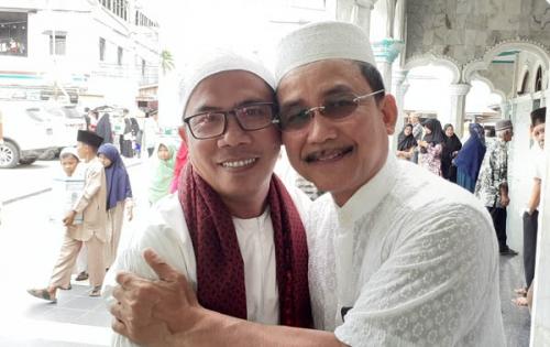 230 Jamaah Haji Rohil Selamat Tiba di Kampung Halaman