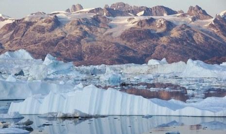 Gletser Asia Menyusut, Jutaan Penduduk Terancam Kekurangan Air