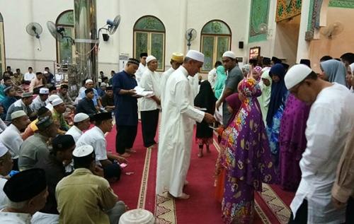 Said Hasyim: Jadikan Al-Quran Sebagai Pedoman Hidup