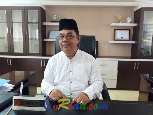 Nurmansyah Nyatakan Siap Dampingi Bupati Siak Tuntaskan Program Kerja 2015 - 2020