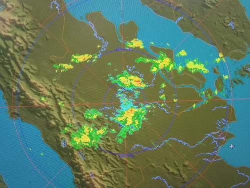 Prakiraan Hujan Terjadi Disebagian Riau Hari Ini, Berikut Lokasinya