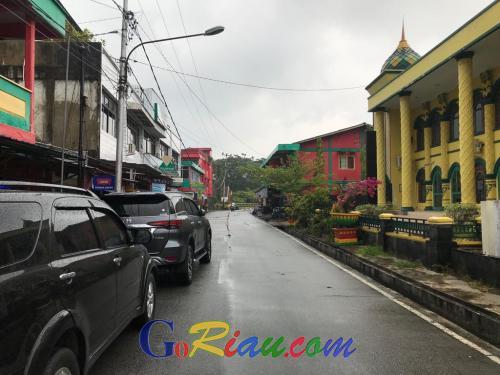 BMKG: Sebagian Riau Hujan, Kualitas Udara Membaik