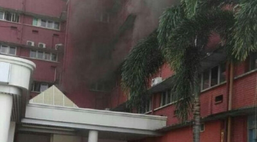 Rumah Sakit Terbesar di Johor Bahru Terbakar, 6 Pasien Tewas