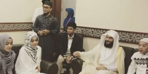 Saat Mengaji di Hadapan Imam Masjidil Haram, Wirda Mansyur Kaget Tiba-tiba Ada Pria Mencium Pipinya, Ternyata . . . .
