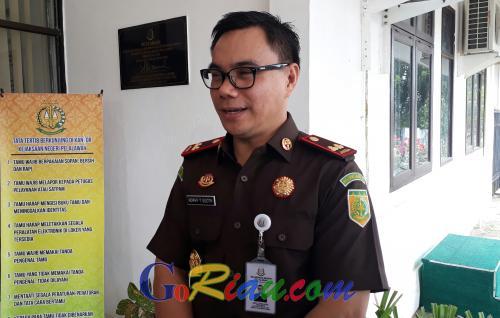 Kejari Pelalawan Terbitkan Surat Penyidikan Dugaan Korupsi Belanja BBM Dinas PU Senilai Rp 8,7 Miliar