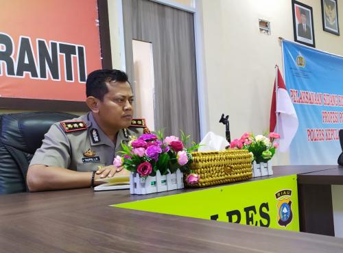 Polisi Diminta Tidak Pandang Bulu Berantas Narkoba di Kepulauan Meranti