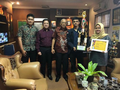 Tiga Mahasiswa Unilak Raih Penghargaan Proposal Terbaik Festival Pemuda se Indonesia