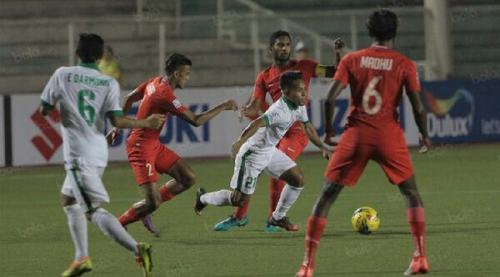 Gol Lilipaly Antarkan Timnas Indonesia ke Semifinal Piala AFF 2016