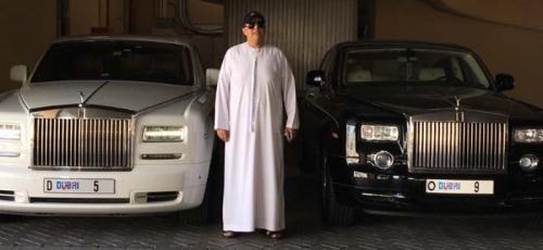Wuih... Pria Ini Rela Keluar Uang Rp 121 Miliar Demi Pelat Mobil