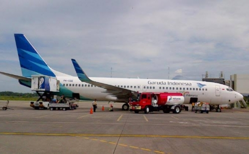 Harusnya 80 Menit, Pesawat Garuda Tempuh Jakarta-Yogyakarta Hanya 48 Menit Siang Tadi, Kok Bisa?