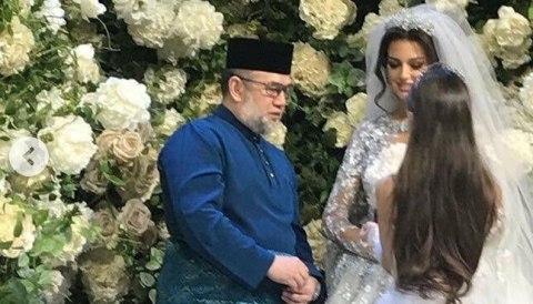 Raja Malaysia Nikahi Miss Moskow 2015, Dua Media Besar Cabut Beritanya