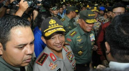 Misa Natal di Seluruh Indonesia Berjalan Lancar dan Aman