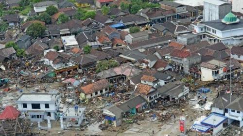 Hingga Selasa Siang, Korban Tewas Tsunami Selat Sunda 397 Orang