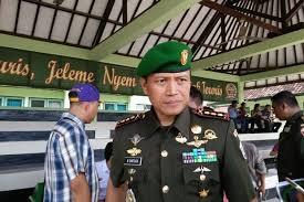 Panglima TNI Ganti Kasum, Danjen Kopassus dan Pangdam Jaya
