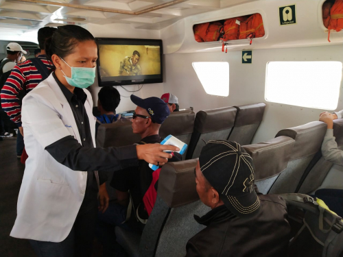 Antisipasi Wabah Virus Corona, Pemkab Bengkalis Aktifkan SKD