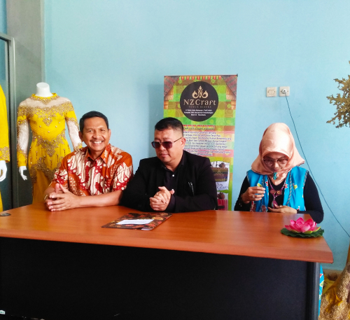 Berhasil Jalin Hubungan dengan Pemerintah Melaka, Nurfaisal Harapkan NZCraft Rangkul Lebih Banyak Pengrajin