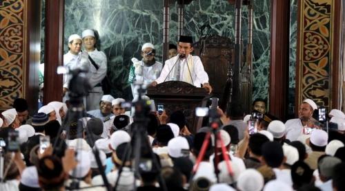 Akun Ustaz Abdul Somad Diblokir Instagram, Menkominfo Tegaskan Pihaknya Tak Campur Tangan