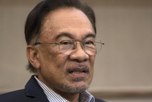 Koalisi Pakatan Harapan Tetapkan Anwar Ibrahim Calon PM Malaysia