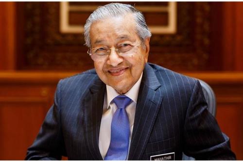 Mahathir Ungkap Alasannya Mundur Sebagai PM Malaysia