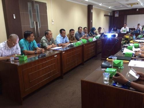 Forum Pra Musrenbang Provinsi Riau, Bengkalis Usulkan 3 Program Utama