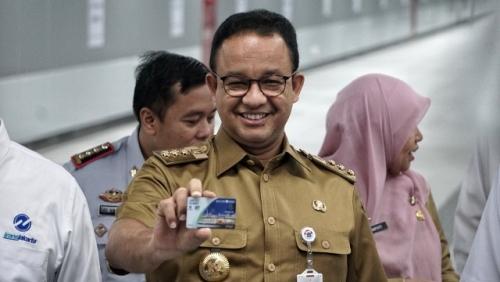 DPRD DKI Sepakati Tarif MRT Rp8.500, Anies: Pengambilan Keputusannya Jangan karena Mau Pemilu