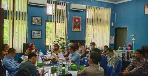 Respons Status Darurat, Forum Dewan Tampan Dirikan Posko Tanggap Darurat di Kecamatan dan Kelurahan
