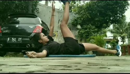 Dampak Covid 19, Atlet Pelatda DKI Jakarta Wajib Kirim Video Rekaman Latihan di Rumah