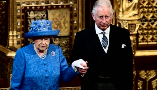 Pangeran Charles Positif Terinfeksi Virus Corona, Ratu Elizabeth II Sehat