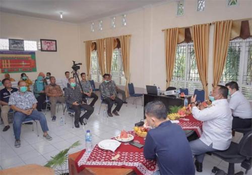 Antisipasi Virus Corona, Warga Kampar di Luar Negeri Diminta Tidak Pulang Dulu ke Kampung Halaman