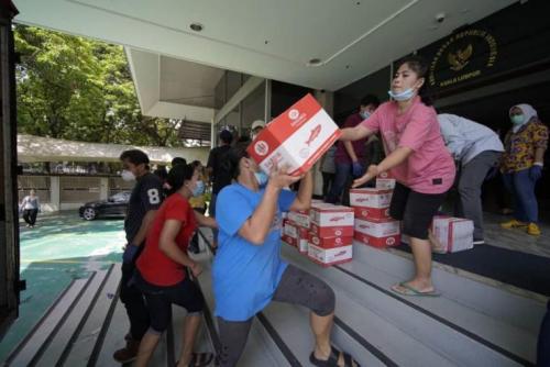 Akibat Corona, 1 Juta TKI di Malaysia Terancam Kelaparan, Penyaluran Sembako Terhalang MCO