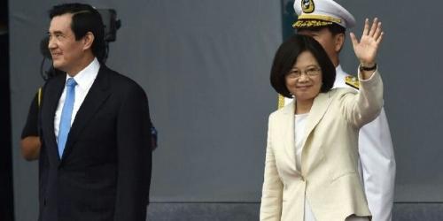 Wanita Lajang, Presiden Taiwan Diejek  Media China