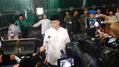 Shalat Tarawih Akbar di Istiqlal Diikuti 250 Ulama dan Ribuan Umat Islam