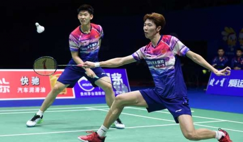 Kalahkan Jepang, China Sabet Piala Sudirman ke-11 Kali