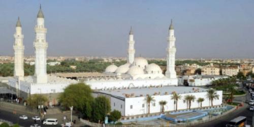 Inilah Masjid Pertama Dibangun Rasulullah SAW bersama Sahabat