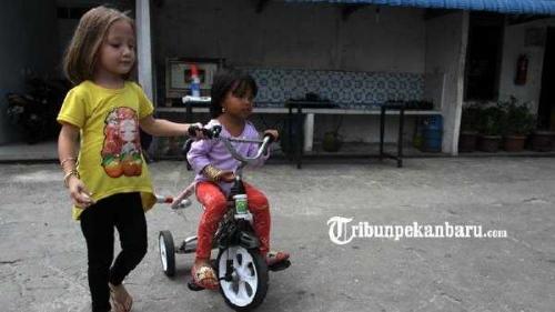 Mulai Tahun Ini, Anak Imigran dari Berbagai Negara Sudah Bisa Masuk SD Negeri di Pekanbaru