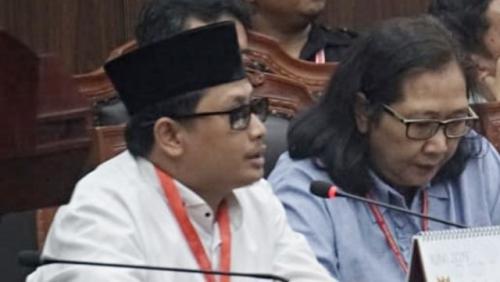 Sepekan Usai Bersaksi untuk Prabowo-Sandi di MK, Rahmadsyah Dijebloskan ke Penjara