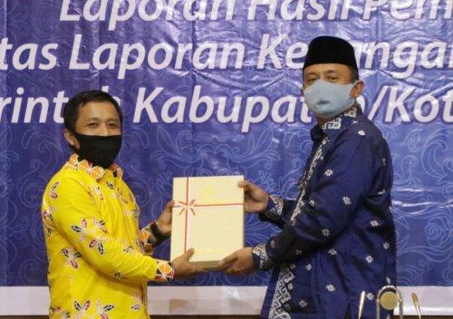 Raih WTP, Ketua Dewan Apresiasi Kerja Keras Pemkab Siak Naikkan Peringkat