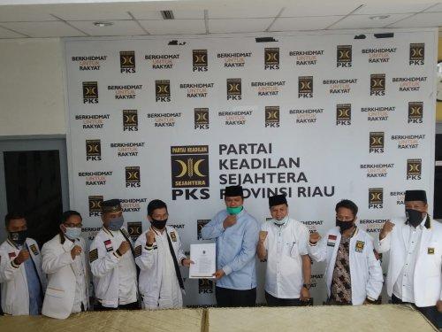 PKS Usung Andi Putra - Suhardiman Amby di Pilkada Kuansing 2020