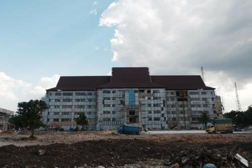 Dianggarkan dalam APBD-P, Fraksi PDIP Minta Anggaran Furniture Gedung Mapolda Riau Senilai Rp10,6 Miliar Harus Transparan