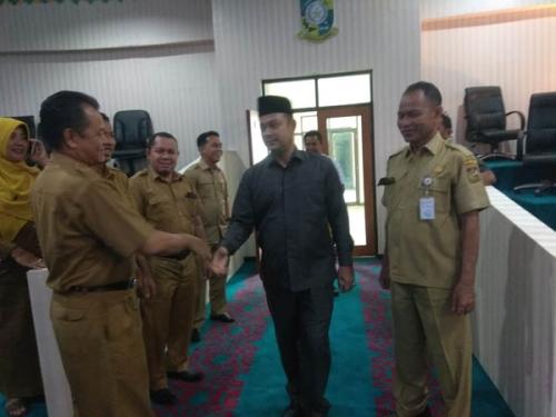Muhammad Faisal Benarkan DPP Gerindra Keluarkan SK Tunjuk Dirinya Sebagai Ketua DPRD Kampar