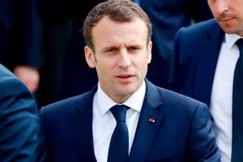 Presiden Prancis Peringatkan Trump, Tak Ada Perdamaian Bila Rakyat Palestina Ditindas